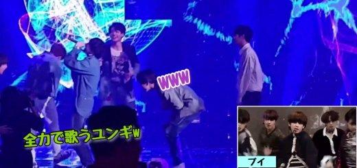 【動画】BTSラップとボーカルのパートチェンジしてFAKE LOVEを歌う【BTS日本語字幕】