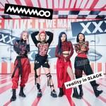 MAMAMOO(ママム) reality in BLACK (Japanese Edition)