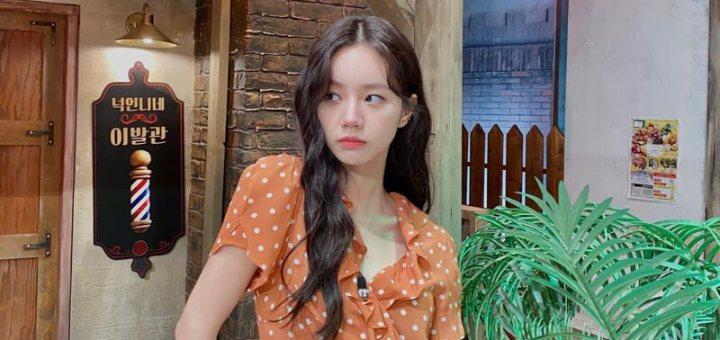 Girl's Day Hyeri(ヘリ)のプロフィール❤︎SNS【韓国俳優】