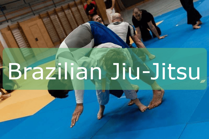 bjj with subs