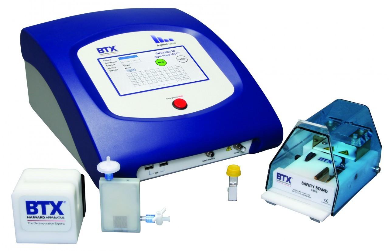 Agilepulse Max Large Volume Transfection System