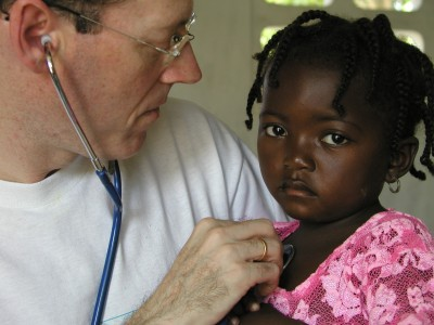 Dr. Paul Farmer founded Partner In Health to offer a preferential health care option for the poor.