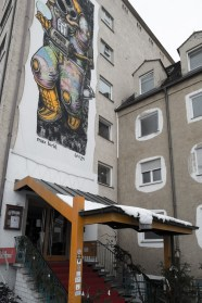 Grandhotel Cosmopolis, Augsburg