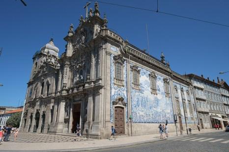 Igreja da Nossa Senhora das Carmelitas, Porto
