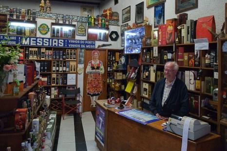 Weinhändler, Porto