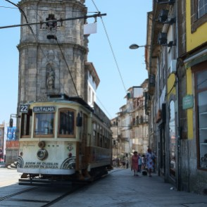 Rua de Trás, Porto