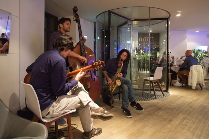 Jazztrio, Den Haag