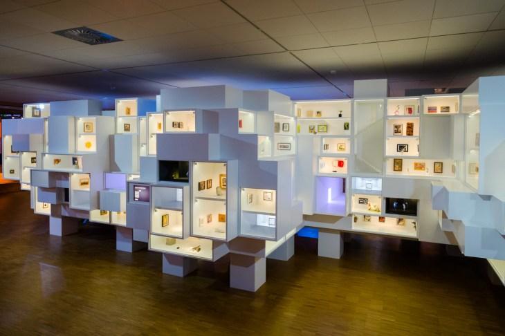 Wonderkamers im Gemeentemuseum, Den Haag
