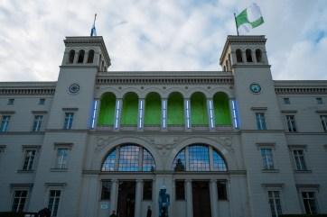 Hamburger Bahnhof - Museum für Gegenwart, Berlin