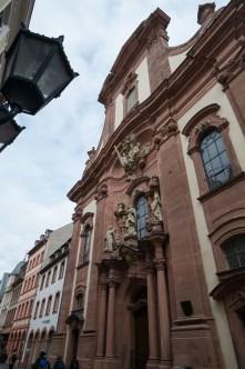 Augustinerkirche, Mainz