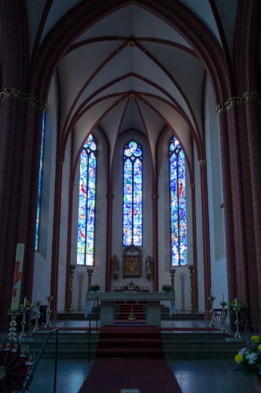 Kirche St. Stephan, Mainz