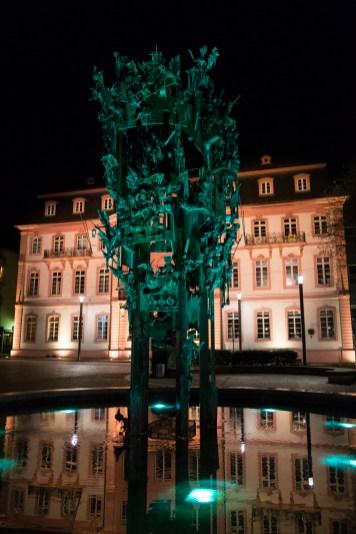 Narrenbrunnen, Mainz