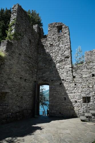 Castello di Vezio, Varenna