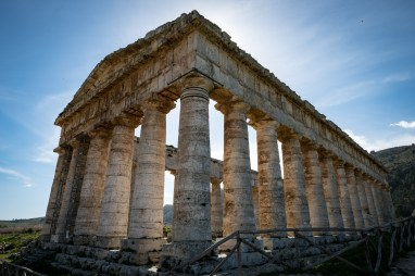 Dorischer Tempel, Segesta