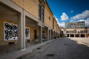 Rathaus, Gibellina Nuova