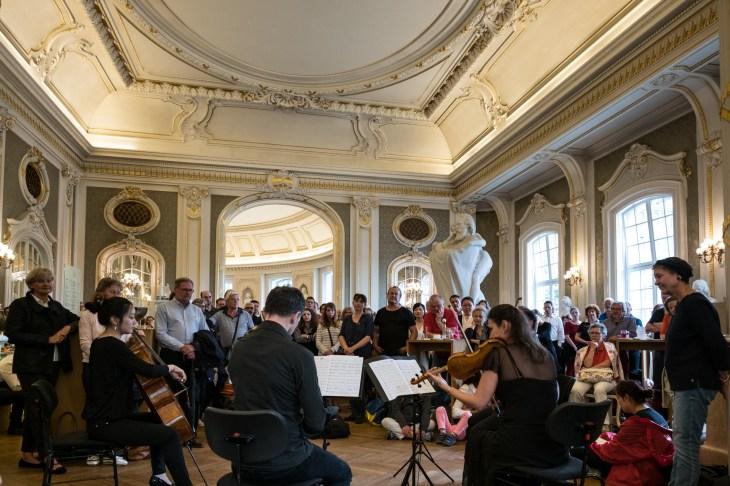 Lunchkonzert der Symphoniker Hamburg