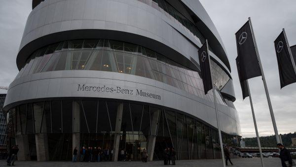 Museumstipp: Mercedes-Benz Museum