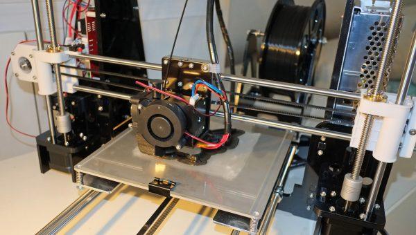 Bastelprojekt LowCost 3D-Drucker