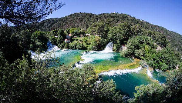 Nationalpark Krka in Kroatien – oder auf Spurensuche von Winnetou und Old Shatterhand