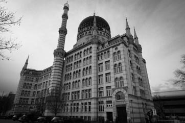 Zigarettenfabrik Yenidze - Dresden