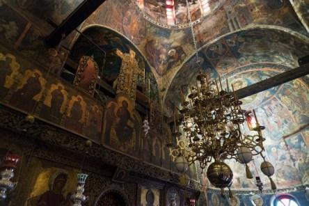 Kloster Varlaám - Meteora, Griechenland