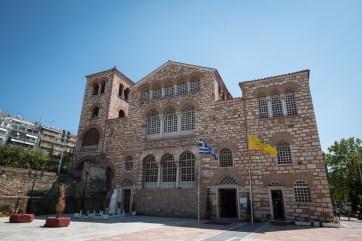 Agios Dimitrios Kirche, Thessaloniki