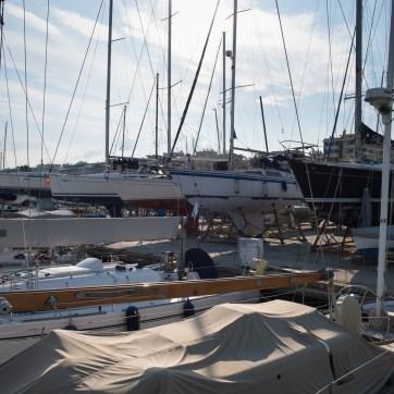 Yachthafen, Thessaloniki