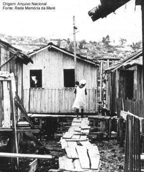 Arquivo Orosina Vieira do Museu da Maré.