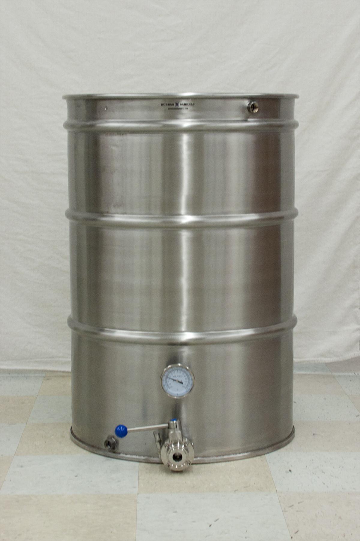 55 Gallon Drum Drain Valve