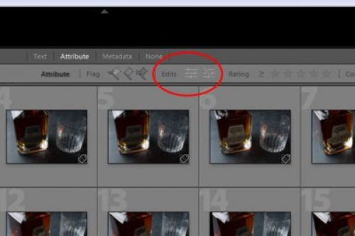 New Lightroom version new features