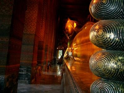 タイ王国バンコクのワット・ポー