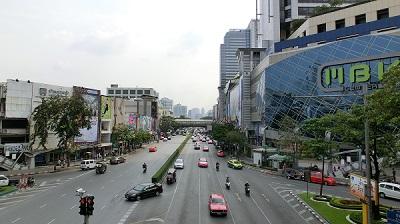 タイ王国バンコクMBK