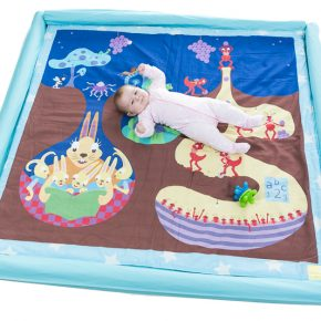 Underground World Baby Play Mat