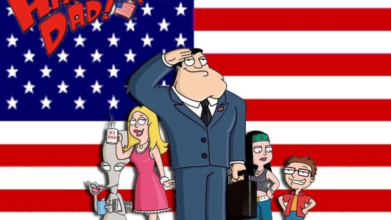 """American Dad Wife exclusive: """"american dad"""" season 16 wrap delayed until 2020"""