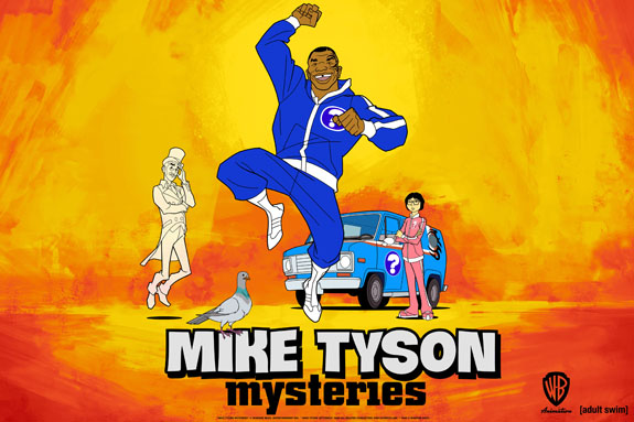 10) Mike Tyson Mysteries (tie)