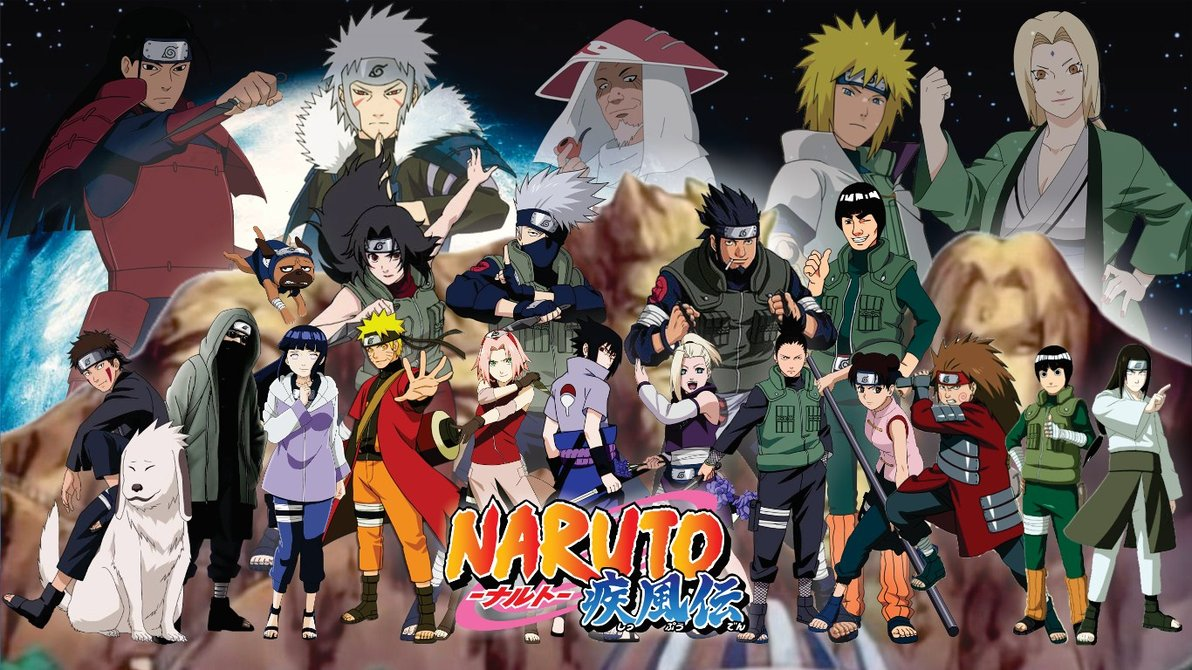 English Dub Review: Naruto Shippuden