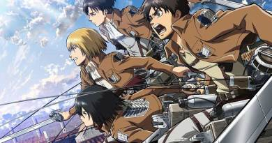 """English Dub Review: Attack on Titan """"The Town Where Everything Began"""""""