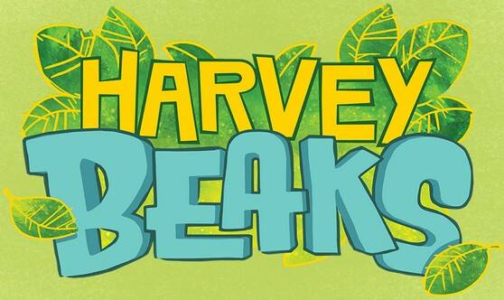 Review: Harvey Beaks