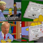"Morning Meme: Trump ""Simpsonized"""