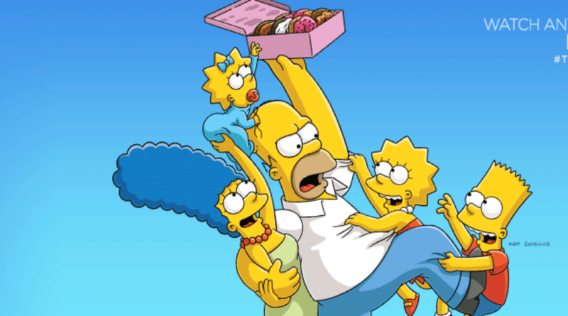 """Mimi Pond And The Ironic Outrage Against """"The Simpsons"""" For Being A """"Boys Club"""" In The Writer's Room"""