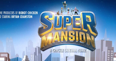 "TCA2017: Sony Crackle Announces ""SuperMansion"" Return Date Plus Summer Special"