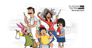 "Maniacs From Houston TX Doing Vegan Pop-Up Restaurant Inspired By ""Bob's Burgers"""