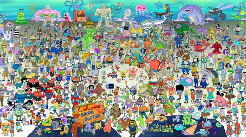 spongebob sanitation insanity kimcartoon