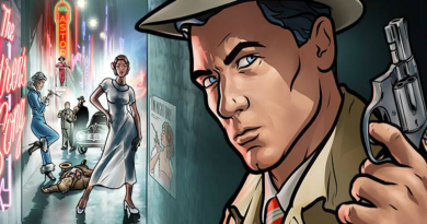 DVD Review: Archer: Dreamland