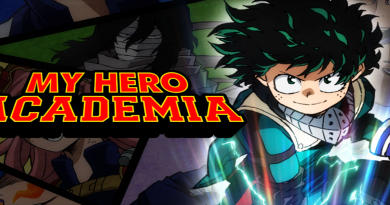 """Funimation Powers Up With It's New 'My Hero Academia"""" Merch Rollout"""