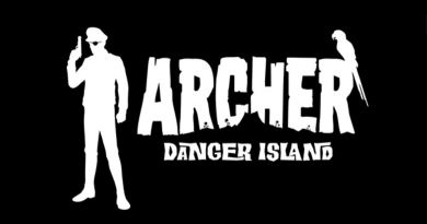 "Land On This New Teaser For ""Archer: Danger Island"""