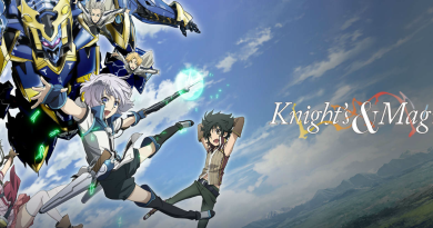 Home Release Preview: Knight's & Magic
