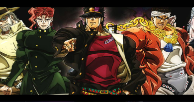 "English Dub Review: Jojo's Bizarre Adventure: Stardust Crusaders ""Set's Alessi, Part 2″"