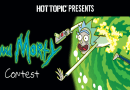 """""""Rick and Morty"""" And Hot Topic Team Up For New Contest"""