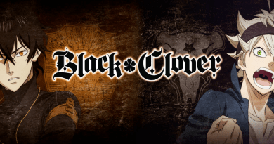 "English Dub Review: Black Clover ""Saint Elmo's Fire"""